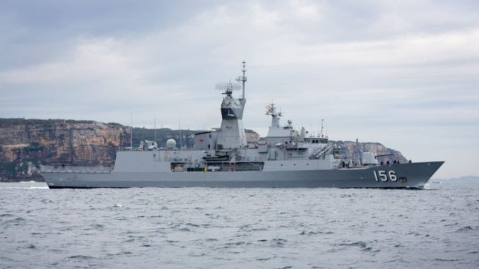 HMAS Toowoomba